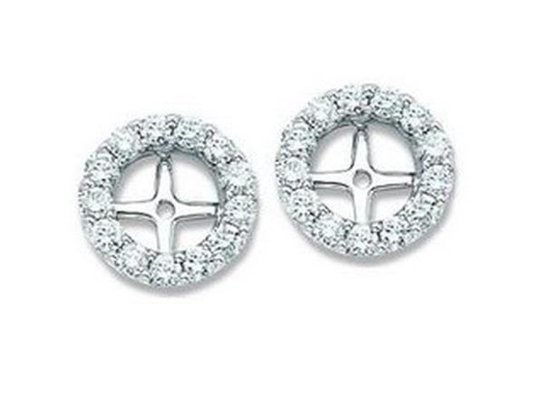 View ROUND EARRING JACKETS