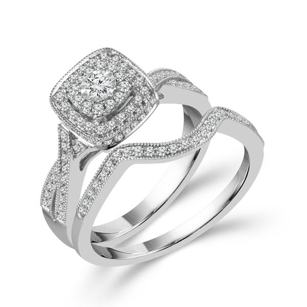 View Endless Sparkles Diamond Ring