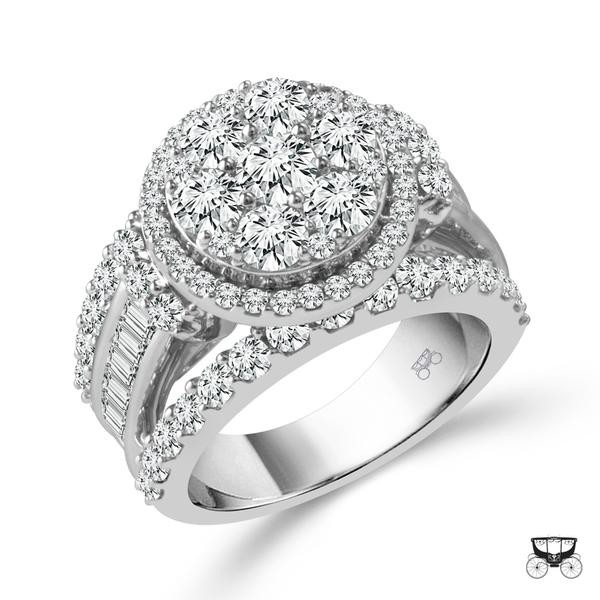 View Fairytale Diamond Engagement Ring